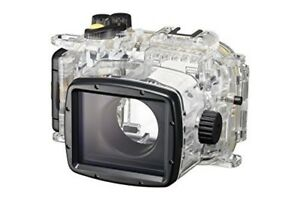 Canon WP-DC55 OFFICIAL Waterproof Case for PowerShot G7 X Mark II F/S w/Tracking