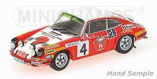MINICHAMPS - PORSCHE 911 S SEB 2ND PLACE RALLY MONTE CARLO - 1972 Larrousse 1/43