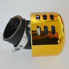 Yellow Performance Moto Scooter Parts Air Filter For Moped GY6 50cc 150cc 125cc