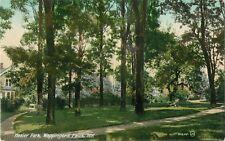 c1910 Mesier Park, Wappingers Falls, New York Postcard