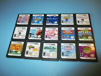 Girls/Kids Lot of 15 Nintendo DS Lite DSi XL 3DS 2DS Games