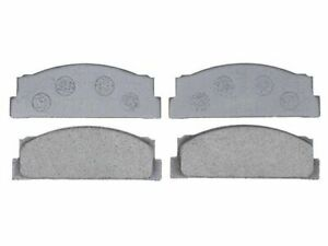 For 1979-1982 Fiat Strada Brake Pad Set Front Raybestos 18398RN 1980 1981