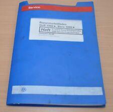 VW Golf 4 IV Bora 5 und 6 Gang Schaltgetriebe 02M Allrad  Werkstatthandbuch