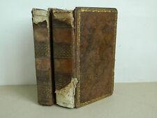 ROLLIN De la forma para enseñar a y de'estudio bonitas letras T3-4 DABO 1825
