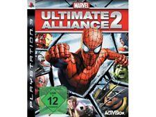 Marvel: Ultimate Alliance 2 [PlayStation 3] - GUT