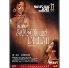 THE BIBLE COLLECTION #NEW Samson and Delilah (1949) DVD - Cecil B. DeMille