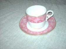 More details for antique queen anne cup & saucer 19th march 1879 deztmann & co london