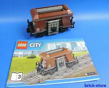 LEGO® City / Eisenbahn 60098 Schütgut - Waggon