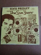 Elvis Presley The Sun Years Vinyl Record Unopened 1977