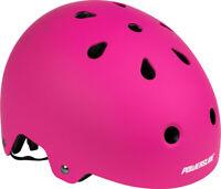 POWERSLIDE Fahrrad Helm Schutzhelm URBAN Helm 2021 pink Skateboard Inline Skate