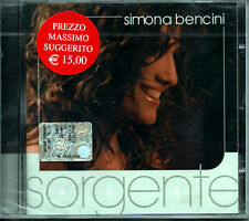 BENCINI SIMONA (DIROTTA SU CUB ) SORGENTE CD SEALED