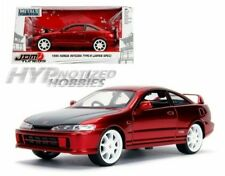 Jada 1:24 Jdm Tuners 1995 Honda Integra Type-R Die-Cast Red 30932