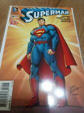 Superman 34 (New 52) #34 - DC 2014 John Romita Jr Variant DC Comic Unread HTF