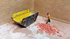 3 Skips - HO OO 1:87 1:76 use along with 100 bricks