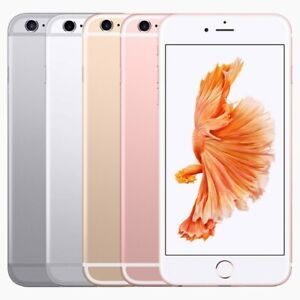 Apple iPhone 6S Plus - 16GB, 32GB, 64GB - Gold, Space Grey, Silver - Unlocked