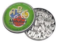 Mini Alphabet Cookie Cutter Tin Set - 26 Piece