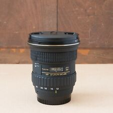 Used Tokina SD AT-X PRO 12-24mm F4 (IF) DX Lens Nikon