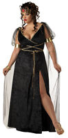 Medusa Roman Greek Goddess Plus Size Adult Costume