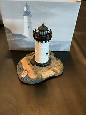 Harbour Lights 1997 Special Event Edgartown Massachusetts Lighthouse Signed
