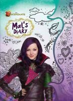 Mal's Diary, Hardcover by Disney Enterprises, Inc. (COR); McLeff, Tina (ADP),...