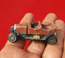 VINTAGE NO. 301 FIAT MODELLO 8 CV 1901 1:58 CAR TOY,HONGKONG