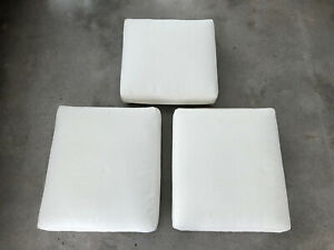 Pottery Barn Outdoor Cushion Sunbrella® Lot Of 3