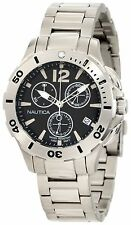 Nautica Men's N19584M Bfd 101 Dive-Style Chronograph Midsize Watch