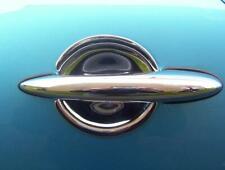 BMW Mini (2000-2006) Chrome Door Handle Inserts. Pair. Top Quality! One Cooper S