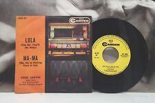 "EDDIE CANTOR - LOLA ( YES SIR, THAT'S MY BABY )  7"" EX ITA 60's RCA CAMDEN"