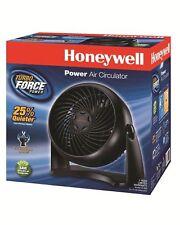 Brand New Honeywell HT‑900 Table Fan ‑ Black