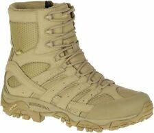 "Mens Merrell Size 12m Moab 2 8"" Tactical Boot Coyote Military SWAT Police Desert"