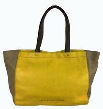 MARC JACOBS What's the T Leather MD Shoulder Tote Shopper Bag Msrp $298.00