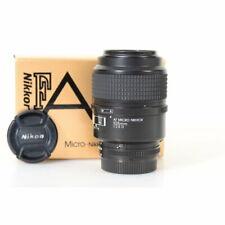Nikon AF 2,8/105 D Makro Objektiv - AF Nikkor 105mm 1:2.8 D