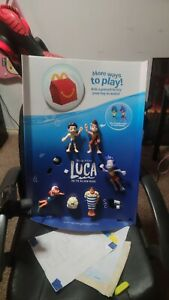 Luca Mcdonalds Happy Meal Store Display Toys