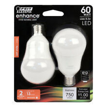 FEIT Electric Performance 6 watts A15 LED Bulb 500 lumens Soft White   A-Le