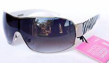 Foster Grant Fashion ZEBRA Women's Aviator Frame Sunglasses (1355) 100% UVA-UVB