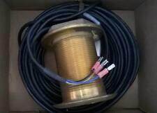 Raymarine ST60 Bronze Thru Hull Depth Transducer B22 M78714