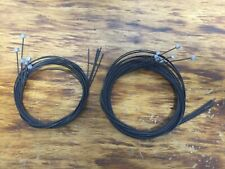 Black MTB Brake Cables 16pcs