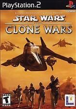 BRAND NEW SEALED PS2 -- Star Wars: The Clone Wars (Sony PlayStation 2, 2002)