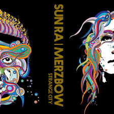 SUN RA / MERZBOW Strange City CD Digipack 2016