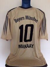 Bayern Munich, Holland Makaay 04/05 Away Football Shirt (XL) Soccer Jersey