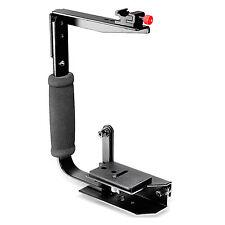Neewer Staffa Impugnatura Off-camera Orientabile per DSLR e Flash Canon Nikon
