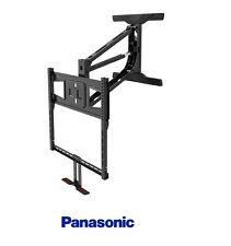 "Above Fireplace Pull Down Full Motion Panasonic TV Wall Mount 50"" 55"" 60"" 70"""