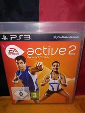 EA Sports Active 2 Personal Trainer - Sony PS3 PAL - Includes Manual