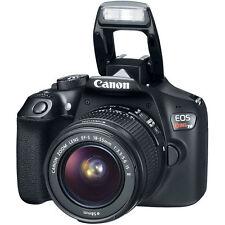 Spring Deals Sale Canon Eos Rebel T6 Dslr Camera w/ 18-55mm IS II Lens