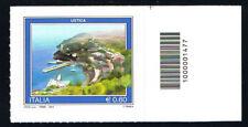 ITALIA FRANCOBOLLO TURISTICA USTICA CODICE A BARRE 1477 - 2012 nuovo**(BI11.057)