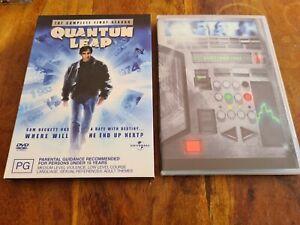 Quantum Leap - The Complete First Season One 1 3 x DVD Region 4 Australia