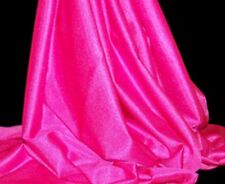 """HOT PINK  ** Nylon Tricot Fabric ** 40 DENIER ** Sewing * 110"""" Wide"""