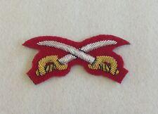 Red Army Physical Training Sleeve Badge, Mess Dress, APTC, Cross Swords, PTI