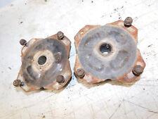 honda trx200 fourtrax 200 rear wheel hubs splines 85 atc200es big red atc200m 84